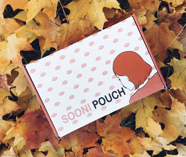 sooni pouch