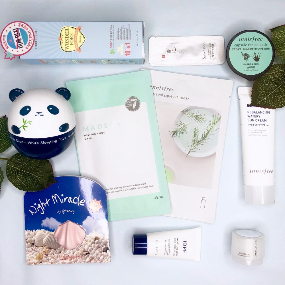 sooni mini pouch- Best K Beauty Box