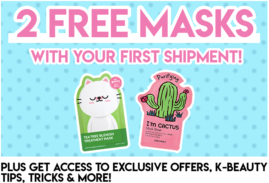 Sooni Pouch Deal - Get 2 Face Masks
