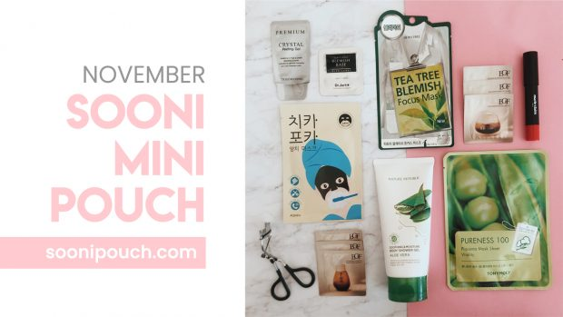 December Soon Mini Pouch
