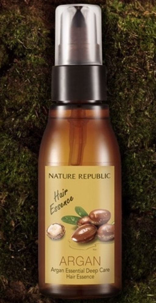 Argan Oil Hair Essence Nature Republic