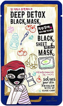 Deep Detox Black Mask Dewytree