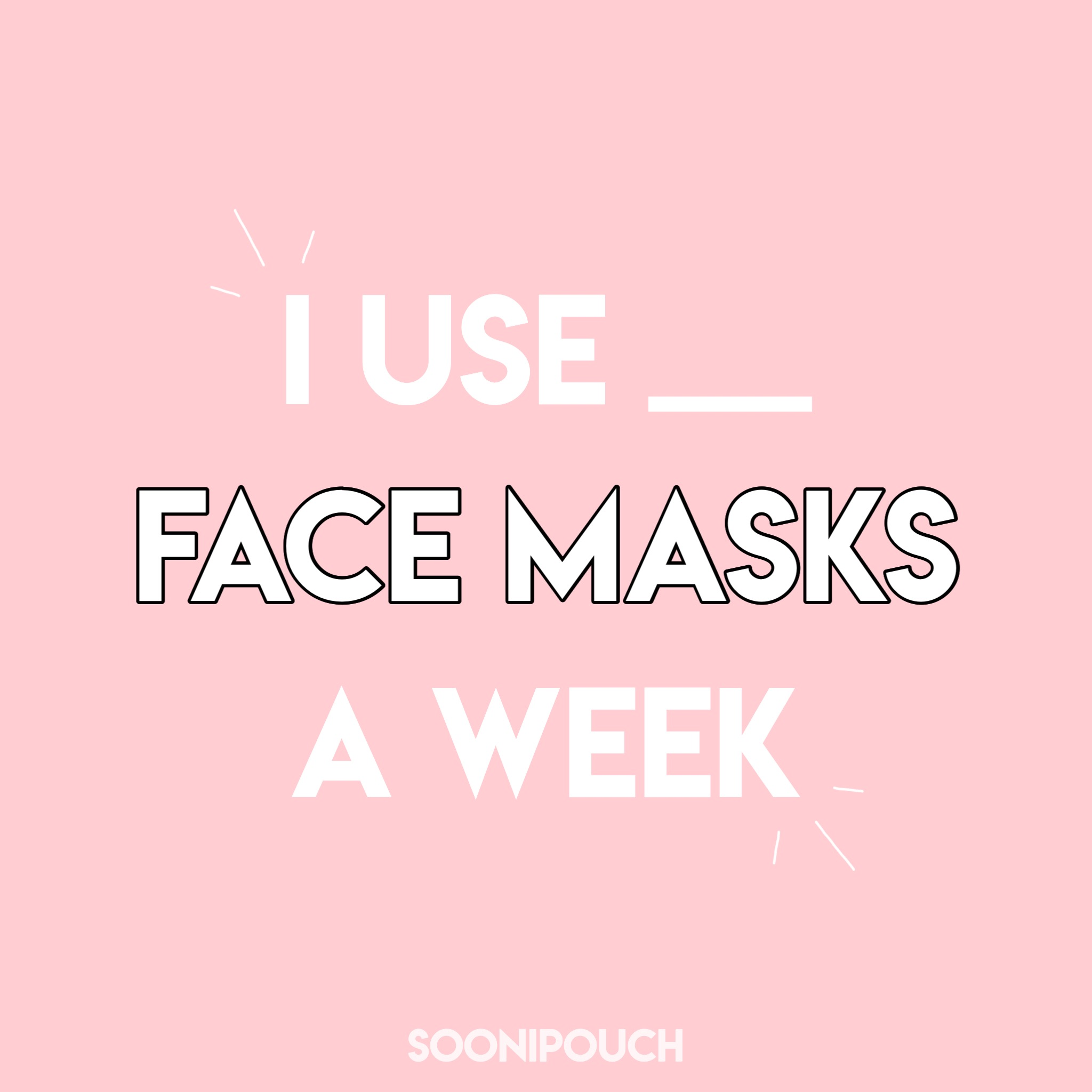 How often do you wear a face mask?