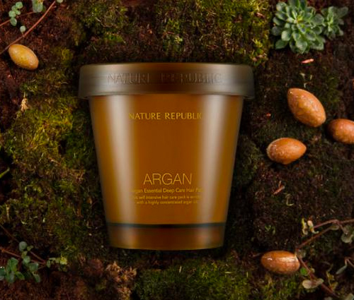 Nature Republic Argan Hair Pack