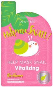 Dewytree Help Me Snail Mask