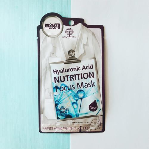 Dewytree Hyaluronic Acid Nutrition Mask