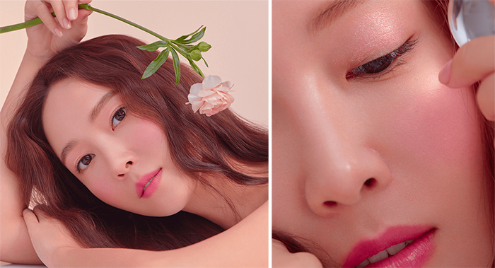 Jessica Jung Makeup Look