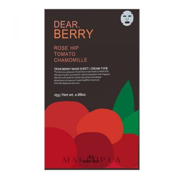 Moksha Dear Berry Face Mask