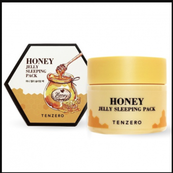 Tenzero - Honey Jelly Sleeping Pack