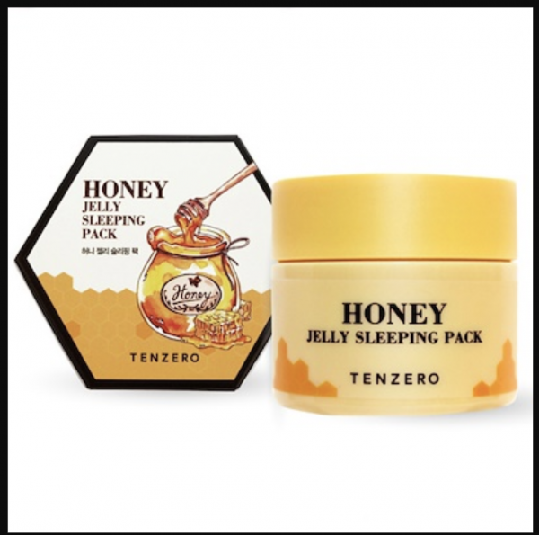 Tenzero - Honey Jelly Sleeping Pack
