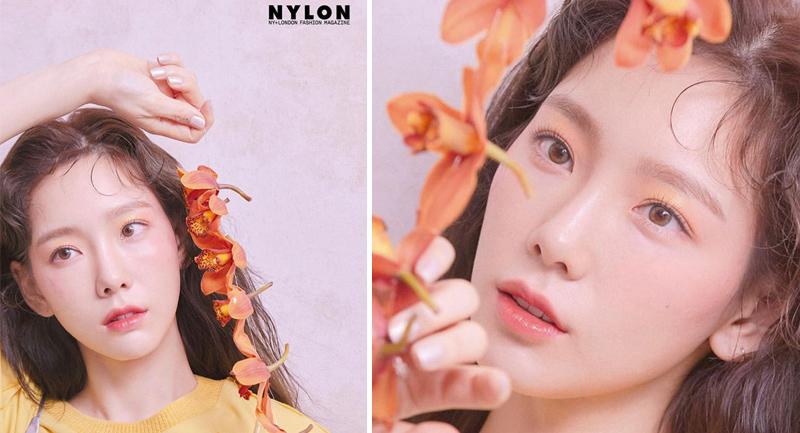 Taeyeon Makeup Look Nylon