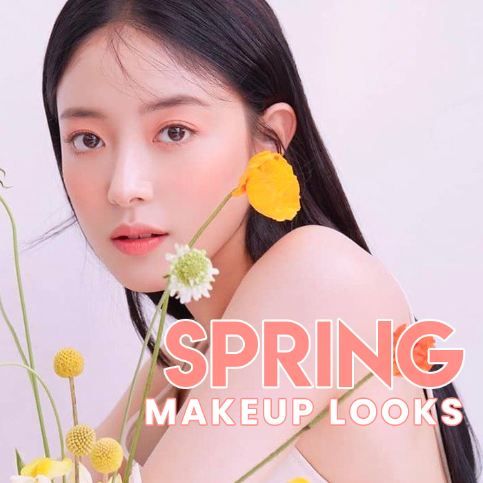 5 Spring K-beauty Makeup Looks
