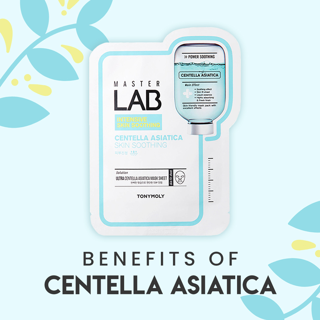 Benefits of Centella Asiatica