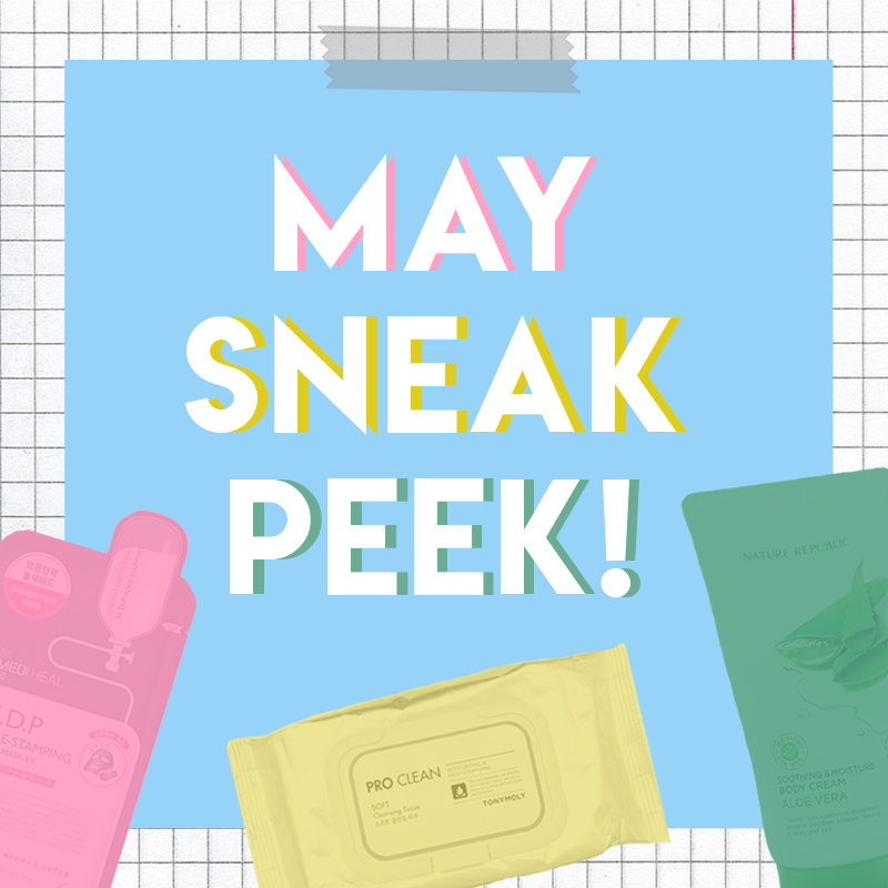 May Sneak Peek - Sooni Pouch