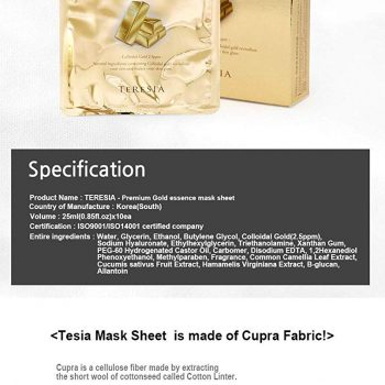 Teresia-Premium-Gold-Essence-Mask-Pack